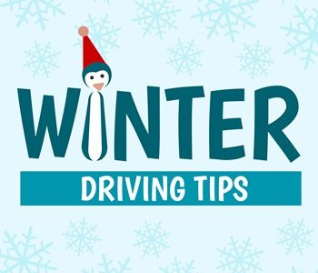 Winter Driving Graphic